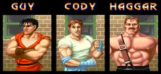 final fight arcade street fighter