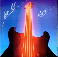 John Hall - Power CANADA 1979 Lp near mint