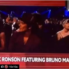 Is Bruno like a psychic or something because he seemed to already knew they was going to win that award like....  #BrunoMars #Grammys2016 VC: @10x10a