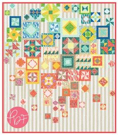 Jen Kingwell's Gypsy Wife Quilt Inspiration and Fabric Kits - GnomeAngel