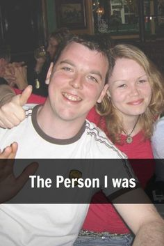 the person I was