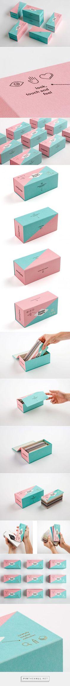 Design Papers 2016 packaging design by Metaklinika Logo Design, Web Design, Design Poster, Graphic Design Branding, Corporate Design, Identity Design, Layout Design, Brand Design, Brand Identity