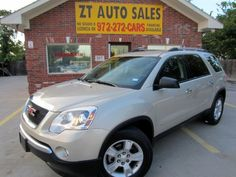 ONE AMAZING FAMILY RIDE,2012 ACADIA CLEAN TITLE,CLEAN CARFAX AND ONLY 94K ORIGINAL MILES AND WITH 3RD ROW SEAT,ALLOY WHEELS, ELECTRICAL WINDOWS,DOORS,LOCKS,MIRRORS,COLD A/C,AUTOMATIC