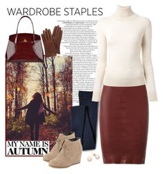 """""""Fall for Work"""" by franfran ❤ liked on Polyvore featuring GE, Sperry, Drome, Ermanno Scervino, TOMS, Mulberry, Vivienne Westwood, WorkWear and falloutfit"""