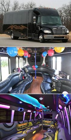 LA Party Bus Rental offers cheap prices in LA on party buses and limousines in Los Angeles Crazy Fun Party Buses. I have pods and dance poles....