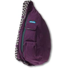 Purple Velvet Rope Bag #KAVU at RockCreek.com