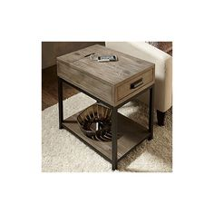 Found it at AllModern - Parsons End Table