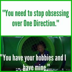 """That is what I say when my friends say I'm """"obsessed"""".... IM SORRY I HAVE PROBLEMS"""