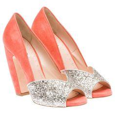 coral y plata