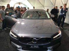 """Sitting shotgun in a Volvo V90, I watched as the driver used the Android-powered infotainment system in the crossover wagon to chart a course to San Francisco.  """"Let's get a coffee along the way,"""" he suggested, pressing a button on the steering wheel to activate Google...  http://mytechuse.com/google-assistant-takes-the-wheel-in-android-auto/"""