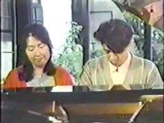 Sakamoto duet with wife and one time YMO member, Akiko Yano. Footage from the 1984 doc, YMO Propoganda.
