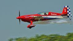 Firebirds Aerobatic Plane (by Jim)