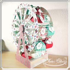 Katia's Colors: Ma roue Calendrier de l'Avent