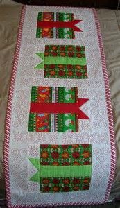 Image result for Christmas Quilted Table Runners