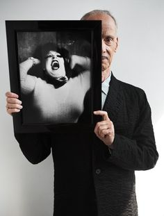 John Waters and Divine.