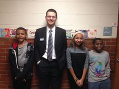 Rep. John Wilson stopped by the Boys & Girls Club of Schwegler last week. Our Junior Youth of the Year candidates from Schwegler gave him a tour of our programs and he was able to sit in on a few presentations from our Community Partners!