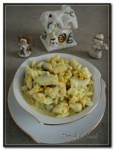 Śledzie po hawajsku Seafood Salad, Fish And Seafood, Polish Recipes, Polish Food, Fish Dishes, Potato Salad, Cauliflower, Macaroni And Cheese, Salads