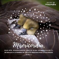 Islas de Misericordia by Sarai Llamas (Salmo 57, 2) #Misericordia #Biblia #Bible #SaraiLlamas
