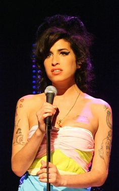 Amy Winehouse <3