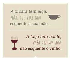 #Café * #Vinho ♥