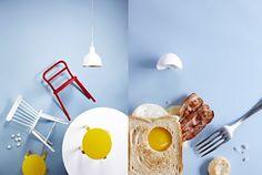 COLOR   Furniture vs Food