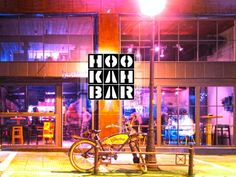 HOOKAH BAR , VOLOS Hookah Lounge, Smoke And Mirrors, Lounge Ideas, Bar Ideas, Hostel, Rebel, Affair, Greece, Neon Signs