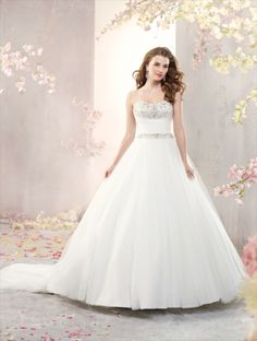 Satin and Lace Wedding Shop, Newbury. Bridal Gowns by Alfred Angelo