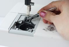 sewing 101: basic sewing machine maintenance - see kate sew
