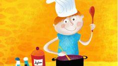 Aulas de culinária na Educação Infantil - Educar para Cresce