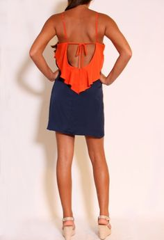 #GameDay Dress! Perfect for cheering on those Florida Gators