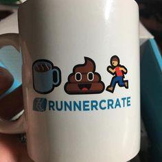 #Repost @ke11y_bo_be11y ・・・ Hahahaha....hahaha!!!!! Love it!!! #runnercrate