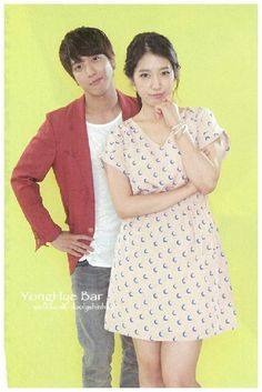Heartstrings ♥ Park Shin Hye and Jung Yong Hwa