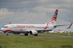 Mateusz Koziatek ✈  XL Airways Germany Boeing 737-800 Aircraft Reg: D-AXLD   Flickr - Photo Sharing!