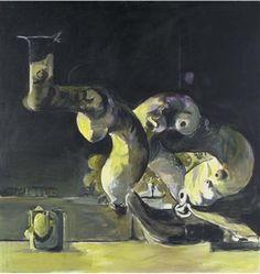 Graham Sutherland (British, - Picton, oil on canvas, x cm English Artists, British Artists, Graham, Chelsea School Of Art, Max Ernst, Royal College Of Art, Modern Artists, Source Of Inspiration, Landscape Art