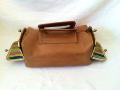 COACH Collector Bonnie Cashin 1960s Double Header Kisslock Purse. $1,100.00, via Etsy.