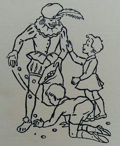 Kleurstempel Zwarte Piet