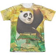 "Checkout our #LicensedGear products FREE SHIPPING + 10% OFF Coupon Code ""Official"" Kung Fu Panda/po And Friends -adult Poly/cotton S/s T- Shirt - Kung Fu Panda/po And Friends -adult Poly/cotton S/s T- Shirt - Price: $24.99. Buy now at https://officiallylicensedgear.com/kung-fu-panda-po-and-friends-adult-poly-cotton-s-shirt-licensed"