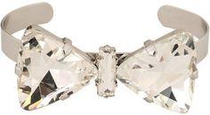 jewelmint bow tie bracelet look-alike :: forever21
