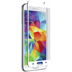 ZNITRO 700358625718 Samsung(R) Galaxy S(R) 5 Nitro Glass Screen Protector (White) - http://discreetsys.com/shop/cell-phones-accessories/znitro-700358625718-samsungr-galaxy-sr-5-nitro-glass-screen-protector-white/