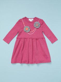 Bonnie Baby Necklace Dress
