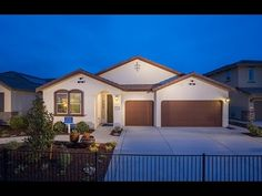 The Brighton Model Home at Carrington at WestPark | New Homes by Lennar | Video Tour of Homes for Sale