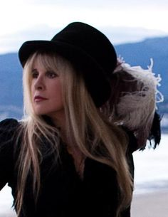 Stevie Nicks art-board