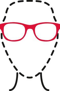 Image result for glasses for diamond face shape