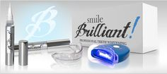 An alternative for teeth whitening is represented by the laser treatment by Smile Brilliant, with this process called bleaching and is a method used to make teeth whiter Teeth Whitening System, Best Teeth Whitening, Whitening Kit, Make Teeth Whiter, Retro Arcade Games, Cosmetic Dentistry, White Teeth, Dental Implants