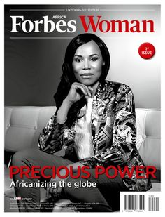 It's been two years since Forbes Africa launched and, to mark the occasion, they've launched Forbes Woman Africa and Forbes Life Africa. Small Business Trends, Business Women, Black Entrepreneurs, New York Times Magazine, African Culture, African Women, White Man, Product Launch
