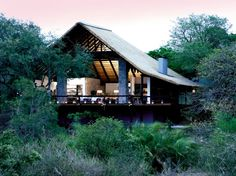 Londolozi, Sabi Sand, Kruger National Park     .... Great place if you are looking for a upscale resort, next door in MalaMala is where you get that awesome game drive experience. I love both places.