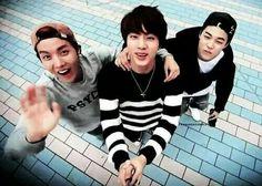 Bts | Jhope Jin Jimin
