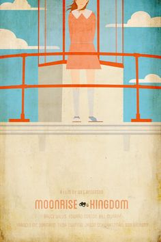 Alternative Moonrise Kingdom Posters - Design - ShortList Magazine