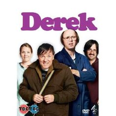 Derek - Series 1 [DVD]: Amazon.co.uk: Ricky Gervais, Kerry Godliman, Karl Pilkington: Film & TV