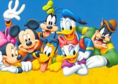 Mickey Mouse and Friends Wallpaper - disney Wallpaper Walt Disney, Disney Mickey Mouse, Mickey Mouse Y Amigos, Cartoon Disney, Minnie Mouse, Mickey Mouse And Friends, Mickey Mouse Clubhouse, Disney Love, Disney Magic